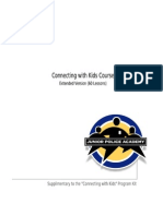 Junior Police Academy Instructor Workbook 10.0