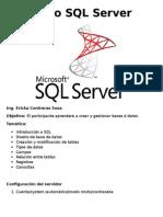 Curso SQL Server Basico