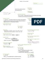 Quantitave Methods