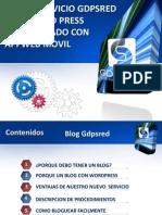 Servicio de Blog