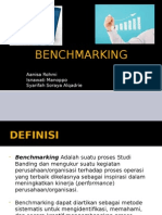 Benchmarking Fix