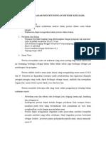 Penetapan Kadar Protein Dengan Metode Kjeldahl