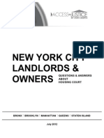 Landlord Booklet