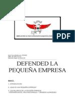 CEDADE - Defended La Pequeña Empresa