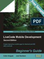 LiveCode Mobile Development