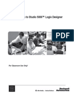 L01 - Introduction to Studio 5000 Logix Designer_Lab Manual