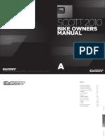 2010Bike Manual General DE