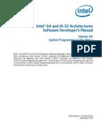 64 Ia 32 Architectures Software Developer Vol 3a Part 1 Manual