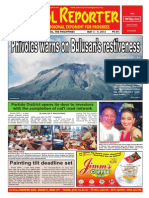Bikol Reporter May 3 - 9 Issue