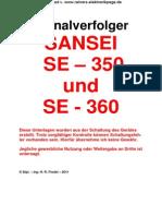 Sansei SE350 360