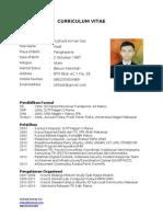Curriculum Vitae Jushadi Arman Saz