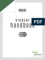 2015 Student Handbook