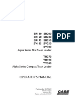 Alpha Op's Manual CASE