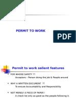 Permit to Work-M3