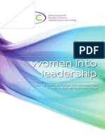 Women Into Leadership