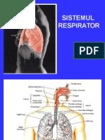 Sistemul Respirator prezentare