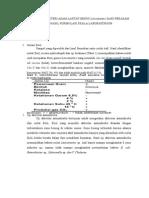 Karakterisasi Bakteri Asam Laktat Genus Leuconostoc Dari Pekasam Ale