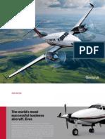 Beechcraft King Air 250 B (Brochure)