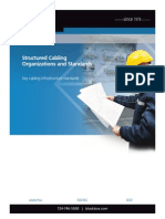 Structured Cabling Organizations and Standards
