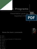 Basic Programs.ppt