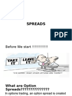 Option Spreads
