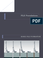 Pile Foundation FINAL