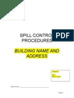 Fs ComFFmunity Firecodespillprocedures