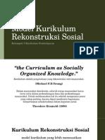 MK Konstruksi Sosial