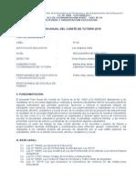 Plan Del Comite to 2015trabajadoii