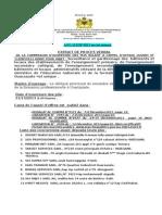 Extrait de Pv d'Ouverture Des Plis 13-EXP-2013
