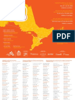 Pan Am Games Torch Relay Route Map Feb24