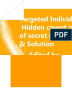 Targeted Individuals Written by Dr Claude Ving Chandler