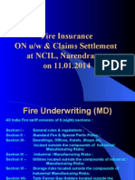 NIC Fire Insurance Ppt