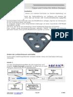 Alibre Design Direktbearbeitung