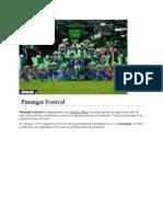 Pinangat Festival