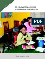 Bangladesh Disabled Children