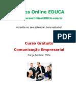 Curso Comunicacao Empresarial