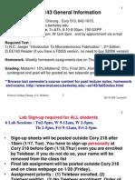Lec_01 General Information