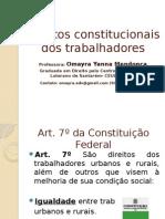 Aula 2. Direitos constitucionais dos trabalhadores.pptx