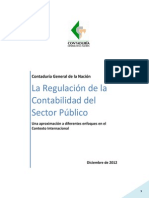 LA CONTABILIDAD PUBLICA EN EL CONTEXTO INTERNACIONAL