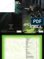 Splinter Cell Manual