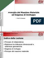 Principio Del Massimo Materiale