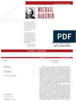 Bakunin 3 Conferenze Sull'Anarchia