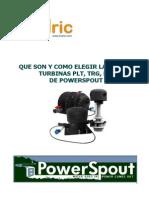 Turbinas LH TRG PLT