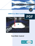 CIMCO Ice Rink Controllers