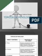 Tópicos de Penología