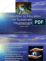 Introduction to ESD (PowerPoint)