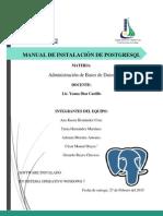 Manual Post GRE