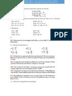 Repaso matemáticas 2 eso