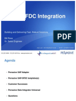 SAP – SFDC Integration